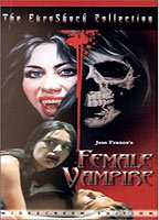 Lina Romay as Countess Irina Karlstein in Female Vampire