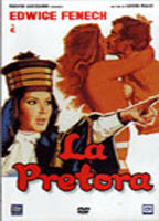 Edwige Fenech as Dr. Viola Orlando/Judge Rosa Orlando in La pretora