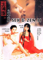 Qi Shu as Mirage Lady / Siu-Tsui in Sex and Zen 2