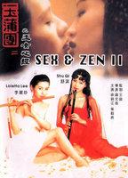 Qi Shu as Mirage Lady / Siu-Tsui in Sex and Zen 2