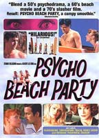 Amy Adams as Marvel Ann in Psycho Beach Party