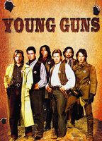 Lisa Banes as Mallory in Young Guns