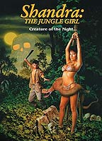 Shandra: The Jungle Girl boxcover