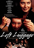 Laura Fraser as Chaya in Left Luggage