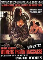 Women's Prison Massacre boxcover