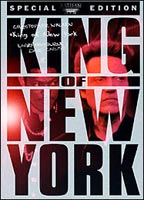 Janet Julian as Jennifer in King of New York