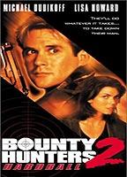 Jean Ferguson as Masseuse in Bounty Hunters 2