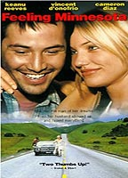 Cameron Diaz as Freddie Clayton in Feeling Minnesota