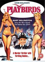 Mary Millington as WPC Lucy Sheridan in The Playbirds