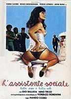 Nadia Cassini as NA in L' assistente sociale tutta pepe e tutta sale