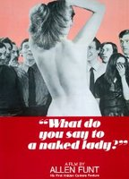 What Do You Say to a Naked Lady? boxcover