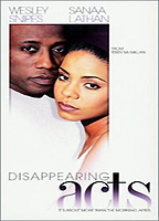 Sanaa Lathan as Zora Banks in Disappearing Acts