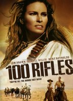 Raquel Welch as Sarita in 100 Rifles