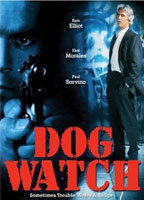 Jessica Steen as Janet in Dog Watch