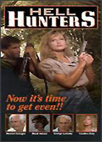 Candice Daly as Ally in Hell Hunters