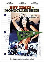 Kim Anderson as Bridgette in Hot Times at Montclair High