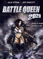 Julie Strain as Gayle in Battle Queen 2020