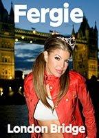 Fergie as Herself in London Bridge