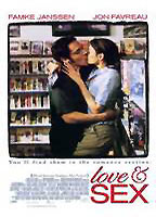 Famke Janssen as Kate Welles in Love & Sex