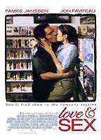 Famke Janssen as Kate Welles in Love & Sex