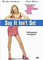 Courtney Peldon as Cher Falwell in Say It Isn't So