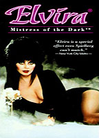 Elvira as Elvira / Elvira's Aunt in Elvira, Mistress of the Dark