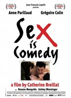 Roxane Mesquida as The Actress in Sex Is Comedy