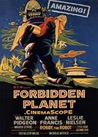 Anne Francis as Altaira Morbius in Forbidden Planet