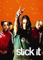 Missy Peregrym as Haley Graham in Stick It