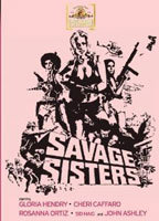Gloria Hendry as Lynn Jackson in Savage Sisters