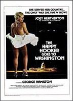 Dawn Clark as Candy in The Happy Hooker Goes to Washington
