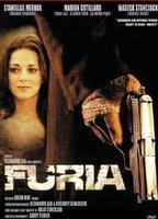 Laura del Sol as Olga in Furia