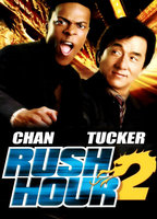 Rush Hour 2 boxcover