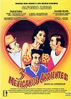 Lina Santos as NA in Tres Mexicanos Ardientes