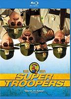 Maria Tornberg as German Woman in Super Troopers