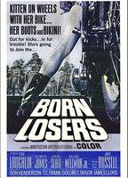 Elizabeth James as Vicky Barrington in Born Losers