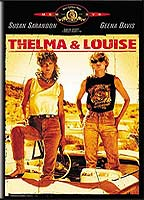 Geena Davis as Thelma Dickinson in Thelma & Louise