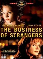 Julia Stiles as Paula Murphy in The Business of Strangers