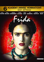 Salma Hayek as Frida Kahlo in Frida