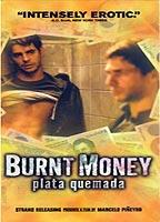 Dolores Fonzi as Vivi in Burnt Money