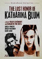 Angela Winkler as Katharina Blum in Die Verlorene Ehre der Katharina Blum