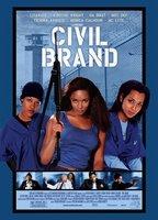N'Bushe Wright as Nikki Barnes in Civil Brand