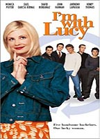Monica Potter as Lucy in I'm with Lucy
