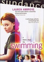 Lauren Ambrose as Frankie Wheeler in Swimming