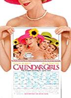 Celia Imrie as Celia in Calendar Girls