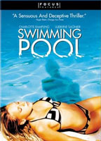 Ludivine Sagnier as Julie in Swimming Pool