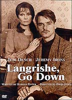 Judi Dench as Imogen Langrishe in Langrishe, Go Down