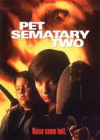 Pet Sematary Two boxcover
