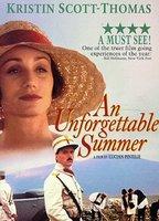Kristin Scott Thomas as Marie-Therese Von in An Unforgettable Summer