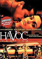 Anne Hathaway as Allison in Havoc